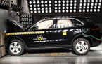 Suspiciuni la Euro NCAP: unii constructori marchează distinct anumite componente pentru testele de siguranță