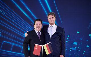 BMW prelungește joint-venture-ul din China până în 2040: investiții de peste 3 miliarde de euro pentru extinderea producției