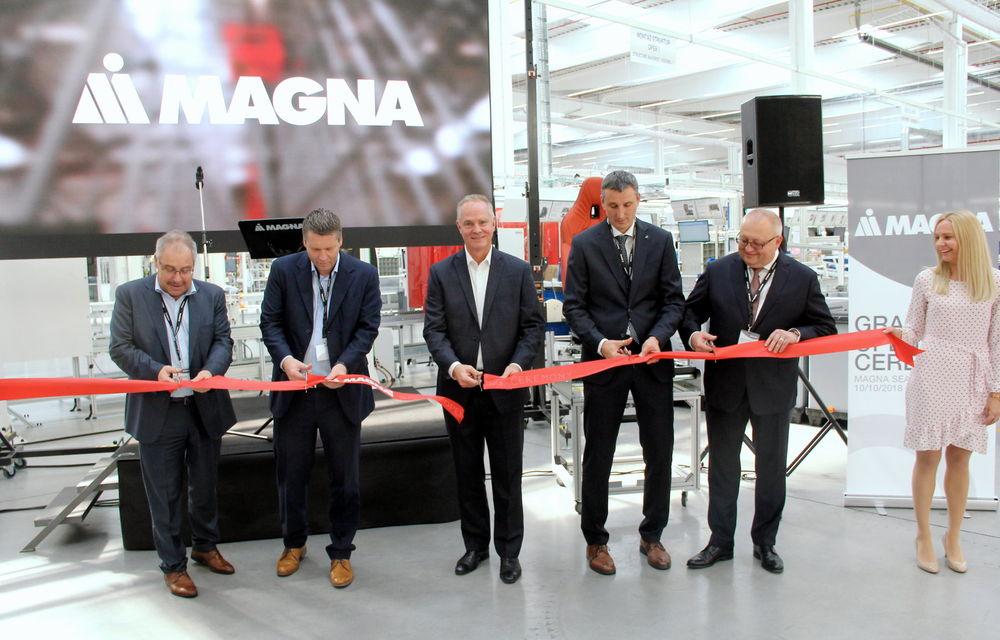 Magna va produce scaune pentru BMW în Cehia: uzina va începe activitatea până la sfârșitul lui 2018 - Poza 1