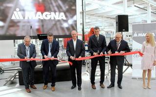 Magna va produce scaune pentru BMW în Cehia: uzina va începe activitatea până la sfârșitul lui 2018