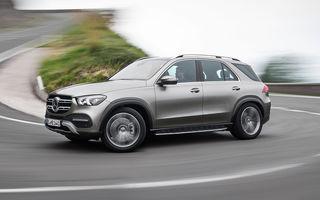 Noul Mercedes-Benz GLE va primi o versiune plug-in hybrid: producătorul german anunță o autonomie în modul electric de 100 de kilometri