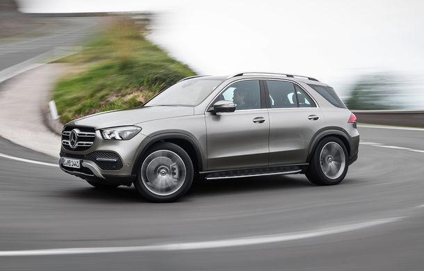Noul Mercedes-Benz GLE va primi o versiune plug-in hybrid: producătorul german anunță o autonomie în modul electric de 100 de kilometri - Poza 1