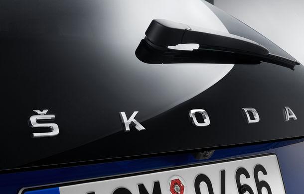 Skoda Scala este numele hatchback-ului compact care va înlocui Rapid Spaceback: noul rival al lui Volkswagen Golf vine în acest an - Poza 2