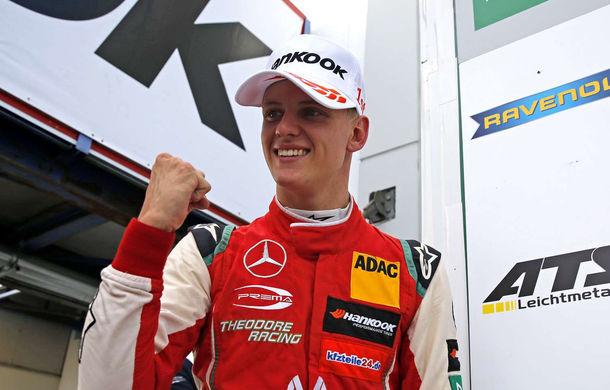 """Mick Schumacher, campion în Formula 3: """"Sunt recunoscător că trăiesc acest vis"""" - Poza 1"""