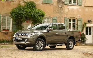 Suzuki și Mitsubishi renunță la motorizările diesel în Europa: pick-up-ul L200, singura excepție