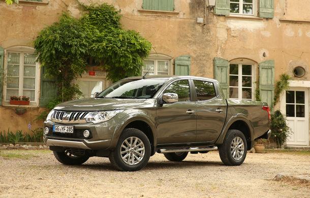 Suzuki și Mitsubishi renunță la motorizările diesel în Europa: pick-up-ul L200, singura excepție - Poza 1