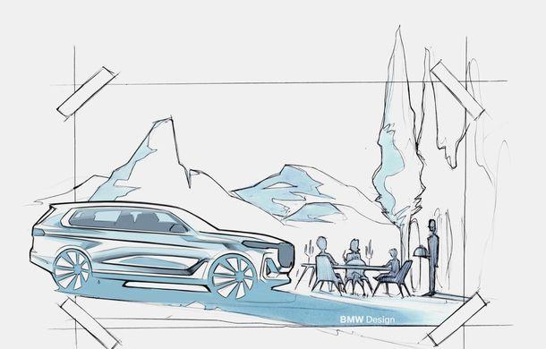 Oficial: BMW X7 se prezintă. Cel mai mare SUV din gama bavarezilor oferă 7 locuri și motorizări de până la 400 CP în Europa - Poza 51