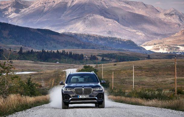 Oficial: BMW X7 se prezintă. Cel mai mare SUV din gama bavarezilor oferă 7 locuri și motorizări de până la 400 CP în Europa - Poza 17