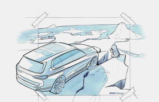 Oficial: BMW X7 se prezintă. Cel mai mare SUV din gama bavarezilor oferă 7 locuri și motorizări de până la 400 CP în Europa - Poza 49