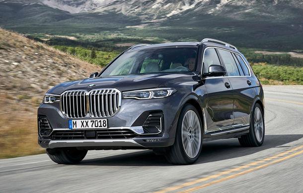Oficial: BMW X7 se prezintă. Cel mai mare SUV din gama bavarezilor oferă 7 locuri și motorizări de până la 400 CP în Europa - Poza 1