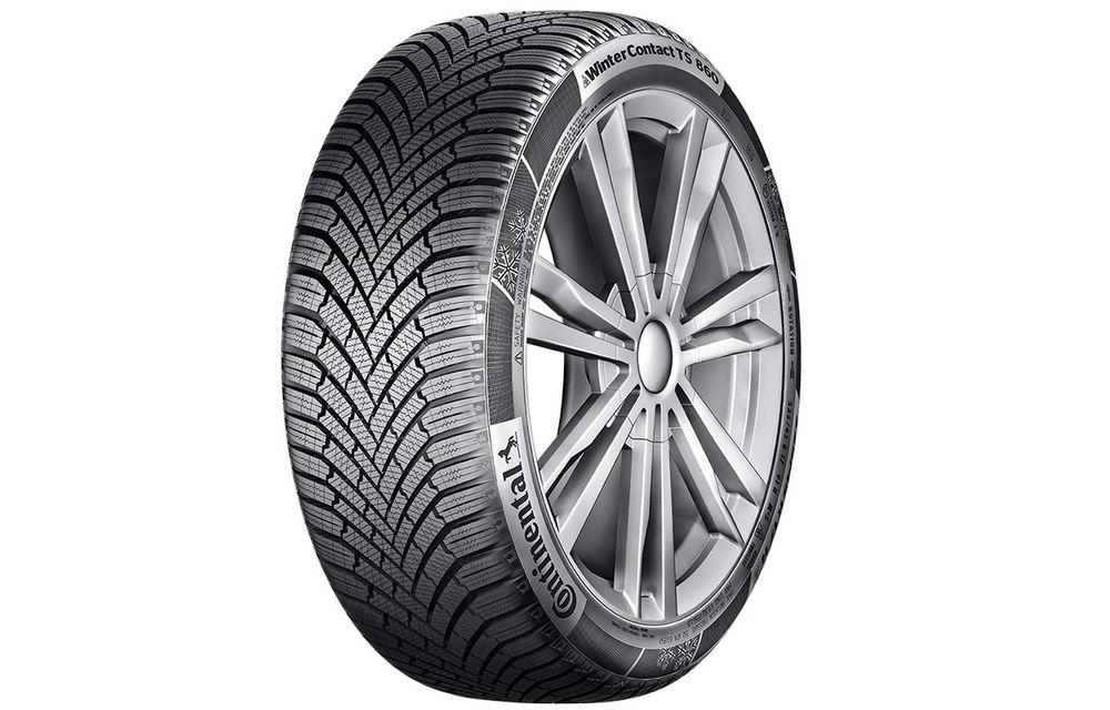 (P) Continental este dublu câștigător la testul anvelopelor de iarnă ADAC - Poza 1