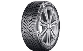 (P) Continental este dublu câștigător la testul anvelopelor de iarnă ADAC
