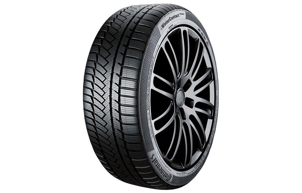 "(P) Auto Zeitung: WinterContact TS 850 P de la Continental este ""foarte recomandată"" - Poza 1"