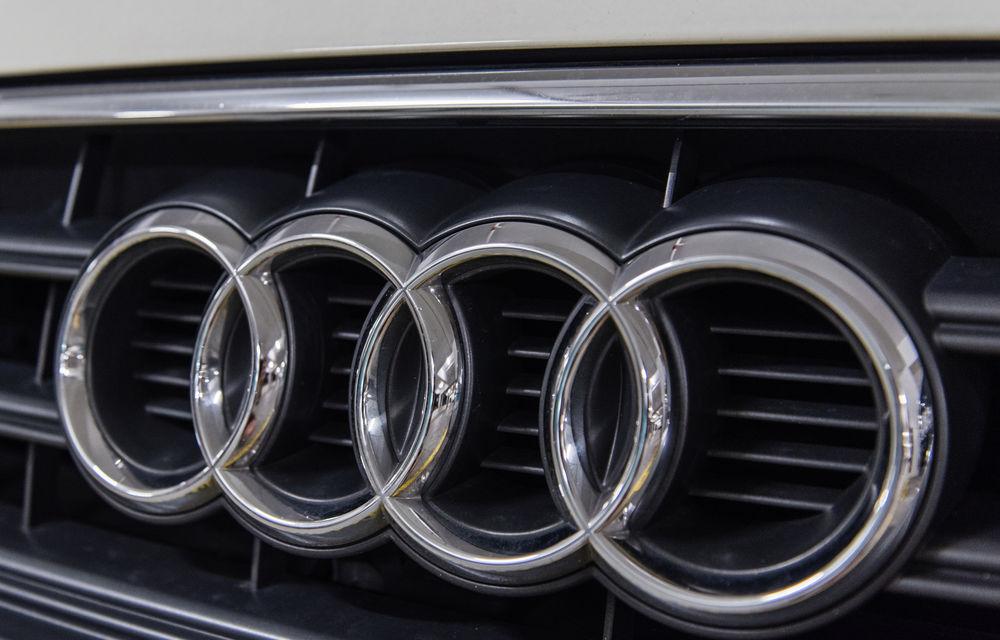 Amendă uriașă pentru Audi: nemții trebuie să plătească 800 de milioane de euro pentru manipularea emisiilor diesel - Poza 1