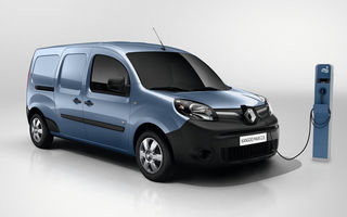 Renault atacă piața vehiculelor comerciale din China: constructorul va lansa trei utilitare electrice în 2 ani