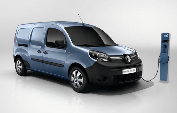 Renault atacă piața vehiculelor comerciale din China: constructorul va lansa trei utilitare electrice în 2 ani - Poza 1