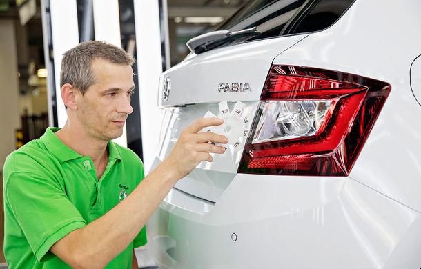 Skoda a atins deja pragul de un milion de vehicule produse în 2018: cehii se îndreaptă către un nou record - Poza 1