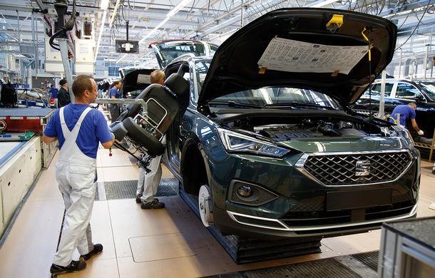 Seat a demarat producția noului Tarraco: cel mai mare SUV din gama constructorului spaniol este asamblat la Wolfsburg - Poza 2