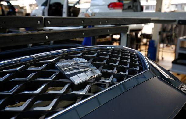 Seat a demarat producția noului Tarraco: cel mai mare SUV din gama constructorului spaniol este asamblat la Wolfsburg - Poza 4