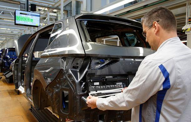 Seat a demarat producția noului Tarraco: cel mai mare SUV din gama constructorului spaniol este asamblat la Wolfsburg - Poza 6