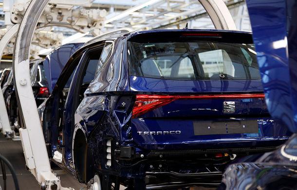 Seat a demarat producția noului Tarraco: cel mai mare SUV din gama constructorului spaniol este asamblat la Wolfsburg - Poza 3