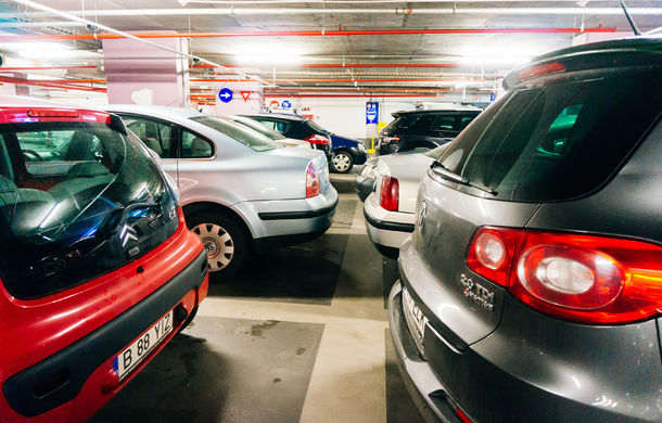 Prima parcare de tip park&ride din București se deschide în noiembrie în Străuleşti: tarif de un leu pe oră și capacitate de 650 de mașini - Poza 1