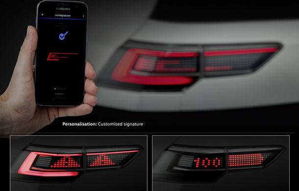 Volkswagen dezvoltă noi tehnologii de iluminare: semnături personalizate și indicații pentru orientare și parcare - Poza 6