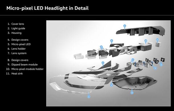 Volkswagen dezvoltă noi tehnologii de iluminare: semnături personalizate și indicații pentru orientare și parcare - Poza 7