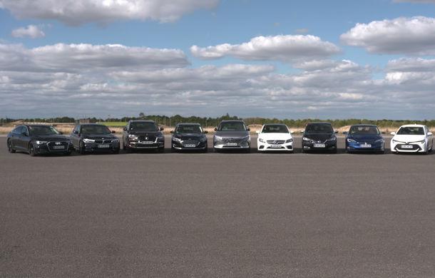 Primele teste Euro NCAP pentru sisteme autonome: niciunul dintre cele 10 modele testate nu evită accidentele în situații neprevăzute - Poza 1