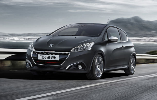 Peugeot va lansa o gamă de modele sportive electrificate începând din 2020: o versiune electrică pentru 208 GTi ar putea fi pe listă - Poza 1