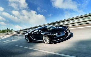 Bugatti Chiron Super Sport ar putea debuta în cadrul Salonului Auto de la Geneva: producția nu va depăși 40 de unități