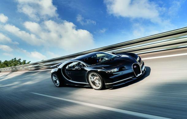 Bugatti Chiron Super Sport ar putea debuta în cadrul Salonului Auto de la Geneva: producția nu va depăși 40 de unități - Poza 1