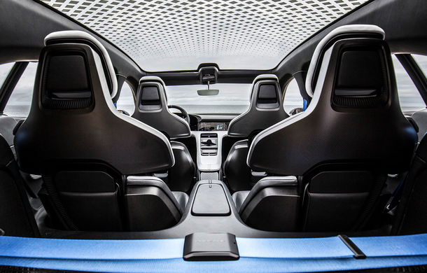 Oficial: Porsche Mission E Cross Turismo va avea versiune de producție - Poza 12