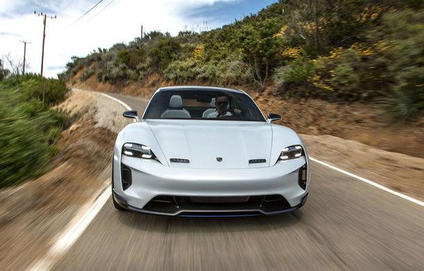 Oficial: Porsche Mission E Cross Turismo va avea versiune de producție - Poza 2