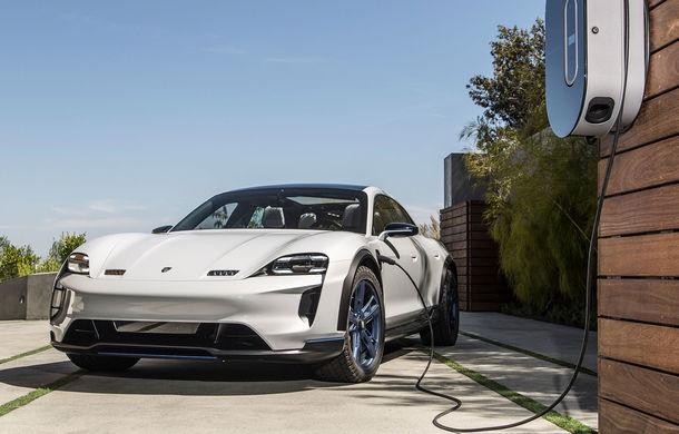 Oficial: Porsche Mission E Cross Turismo va avea versiune de producție - Poza 1