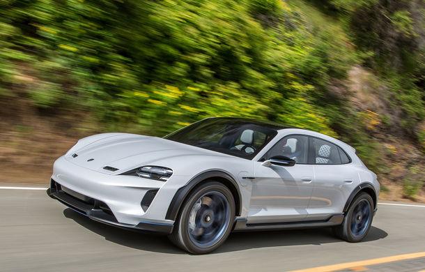 Oficial: Porsche Mission E Cross Turismo va avea versiune de producție - Poza 5