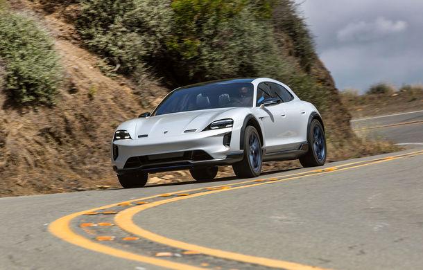 Oficial: Porsche Mission E Cross Turismo va avea versiune de producție - Poza 6