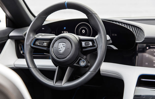 Oficial: Porsche Mission E Cross Turismo va avea versiune de producție - Poza 13