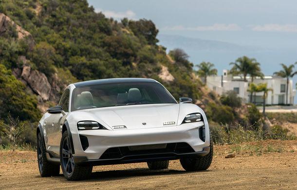Oficial: Porsche Mission E Cross Turismo va avea versiune de producție - Poza 3