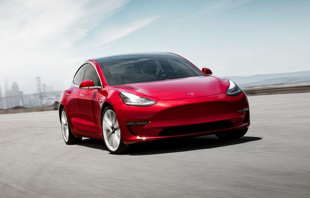 Tesla lansează o versiune mai accesibilă pentru Model 3: autonomie de 420 de kilometri, cu 80 de kilometri mai mică decât varianta de top - Poza 1