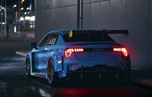 Chinezii de la Lynk&Co iau cu asalt motorsportul: din 2019, sedanul 03 va concura în Cupa Mondială de Turisme - Poza 8