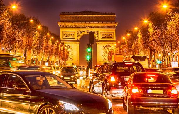 Franța propune introducerea unei taxe urbane pentru descongestionarea traficului: 5 euro pentru fiecare intrare în Paris - Poza 1