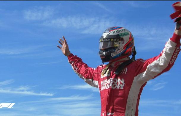 Raikkonen a câștigat cursa din Statele Unite în fața lui Verstappen și Hamilton! Vettel rămâne în cursa pentru titlu cu un loc 4 - Poza 7