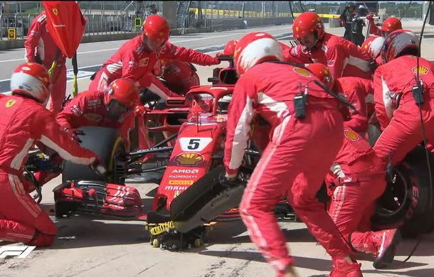 Raikkonen a câștigat cursa din Statele Unite în fața lui Verstappen și Hamilton! Vettel rămâne în cursa pentru titlu cu un loc 4 - Poza 5