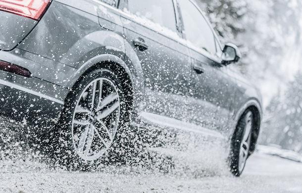 Nokian anunță trei noi modele de anvelope de iarnă. WR SUV 4 este conceput pentru ierni care amestecă lapovița cu ploaia și zăpada, cum sunt cele din Europa Centrală - Poza 11