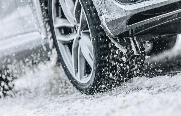 Nokian anunță trei noi modele de anvelope de iarnă. WR SUV 4 este conceput pentru ierni care amestecă lapovița cu ploaia și zăpada, cum sunt cele din Europa Centrală - Poza 10