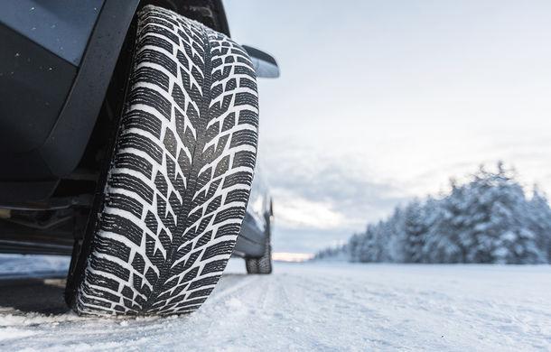 Nokian anunță trei noi modele de anvelope de iarnă. WR SUV 4 este conceput pentru ierni care amestecă lapovița cu ploaia și zăpada, cum sunt cele din Europa Centrală - Poza 14