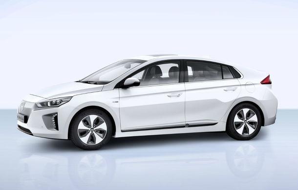 "Hyundai Ioniq va primi o autonomie mai mare: ""Nu va atinge autonomia de 470 de kilometri a SUV-ului Kona"" - Poza 1"