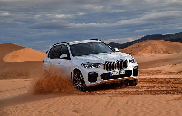 Noua generație BMW X5 a primit deja 100 de comenzi ferme în România înainte de lansarea oficială - Poza 1