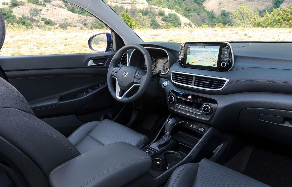 Hyundai Tucson facelift, disponibil și în România: start de la 22.300 de euro. Promoție de lansare de la 17.300 de euro - Poza 16